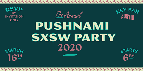 2020 Pushnami Happy Hour  tickets