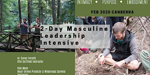 Masculine Leadership Intensive