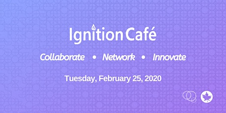 DDQIC Ignition Café (February 2020) tickets