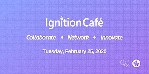 DDQIC Ignition Café (February 2020)