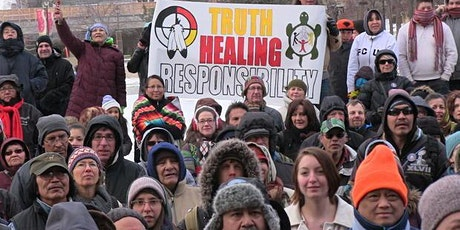 Community Conversation / The Challenge of Truth and Reconciliation tickets