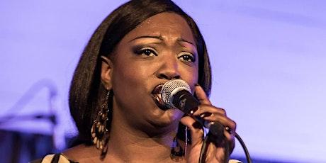 Concert Jam Blues - Bassam Bellman invite Shanna Waterstown USA billets