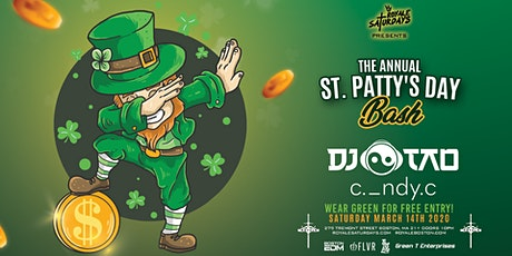 St. Patty's Day Bash | Royale Saturdays | 3.14.20 | 10:00 PM | 21+ tickets