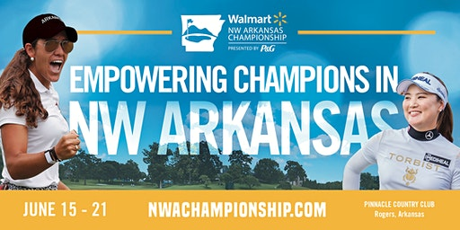 Walmart NW Arkansas Championship presented by P&G