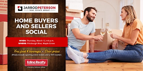 Home Buyers And Sellers Social tickets