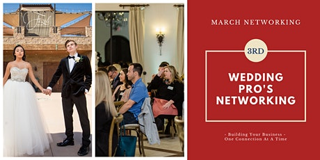 Temecula Wedding Professionals Networking Gathering tickets