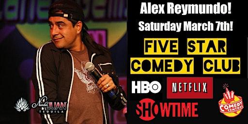 Alex Reymundo! The Rednexican! **SPECIAL EVENT**