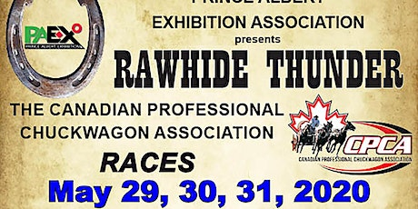 Canadian Professional Chuck Wagon Races tickets