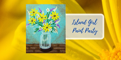 Island Girl Paint Party at Bertelsen Winery