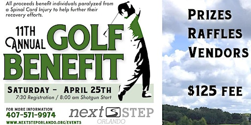 11th Annual Charity Golf Benefit