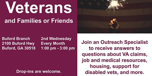 Veterans Roundtable Monthly Meeting