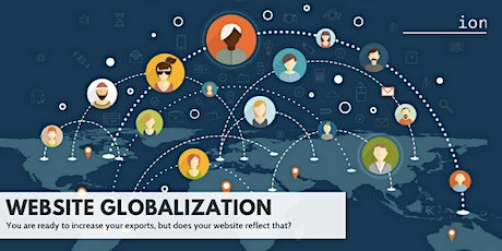 Website Globalization: Does your website reflect that you are ready to increase your exports? | Peter Tataris tickets