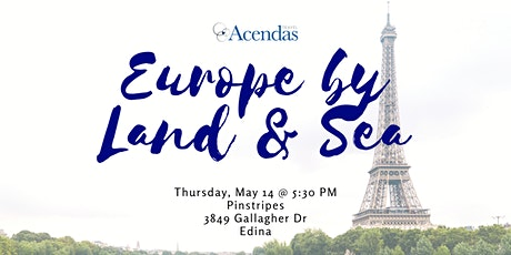 Europe by Land & Sea tickets