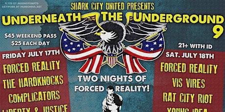 Underneath the Underground IX Weekend Pass tickets