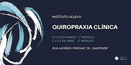CURSO DE QUIROPRAXIA CLÍNICA entradas