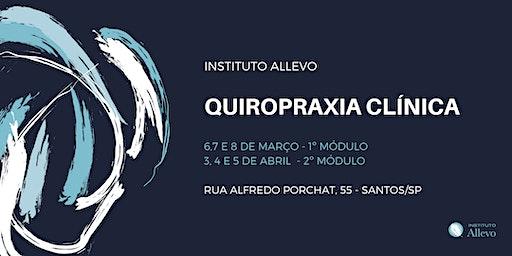 CURSO DE QUIROPRAXIA CLÍNICA