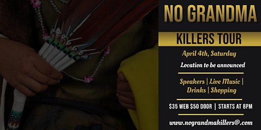 No Grandma Killers Tour - Atlanta