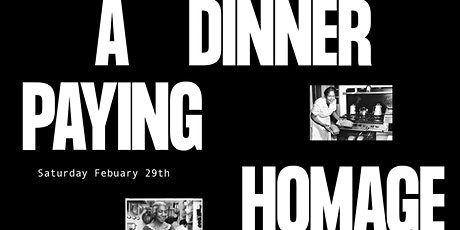 A Chef Collab Dinner Paying Homage to Black Women Chefs at American Son tickets