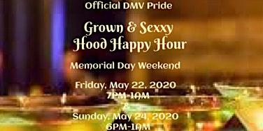 Official DMV Hood Happy Hour