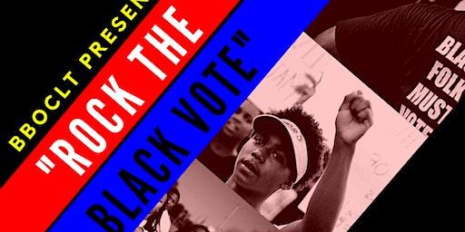 Rock the BLACK Vote