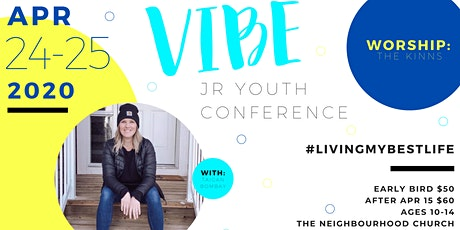 Vibe 2020 - Jr. Youth Convention  tickets