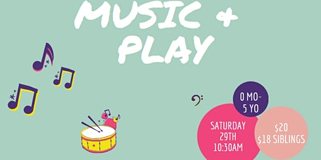 Music & Play tickets