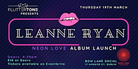 Leanne Ryan -  Album Launch Party tickets
