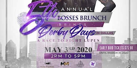5th Annual Bosses Brunch  tickets