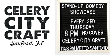 Celery City Monthly Comedy Showcase tickets