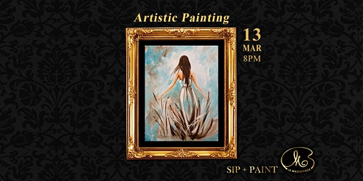 Sip and Paint (Artistic Painting):  Walk Around