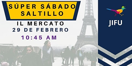 SUPER  SABADO   SALTILLO boletos
