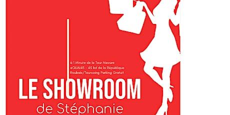 Showroom de Stéphanie billets
