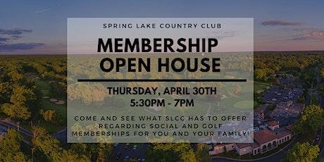 SLCC Membership Open House tickets