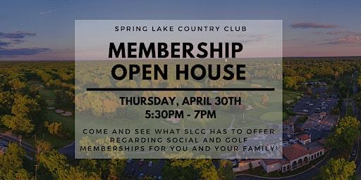 SLCC Membership Open House