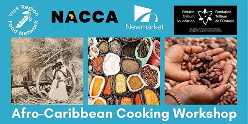 Afro-Caribbean Cooking Workshop and Social