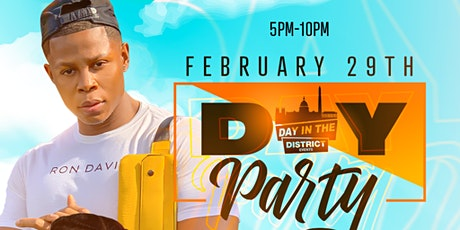 Day in the District Ozios Rooftop Day Party  tickets