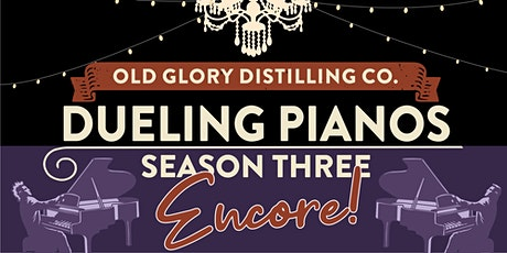 Dueling Pianos Season 3 ENCORE! : March 21st tickets