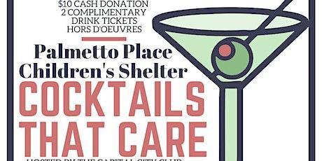 Palmetto Place Children's Shelter tickets