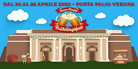 ∙ Verona Frühlingsfest 2020 ∙ Dal 24/04 al 26/04 (Ingresso libero) biglietti