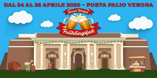 ∙ Verona Frühlingsfest 2020 ∙ Dal 24/04 al 26/04 (Ingresso libero)