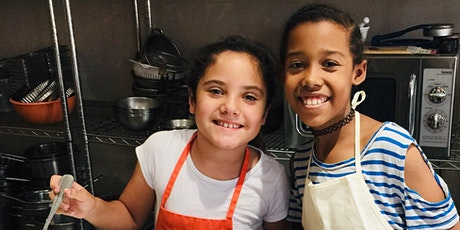 Week 7 - Baking Summer Camp (July 20th-24th, 1pm-4:30pm) $275 tickets