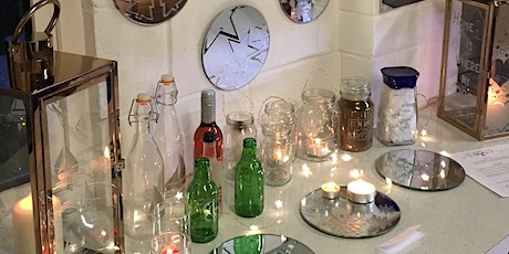 20th June Glass etching workshop (with cake!) tickets