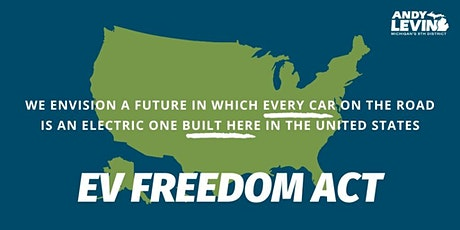 Climate Change and EV Freedom Act Town Hall - Royal Oak tickets