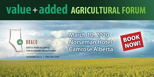 BRAED Value + Added Agriculture Forum