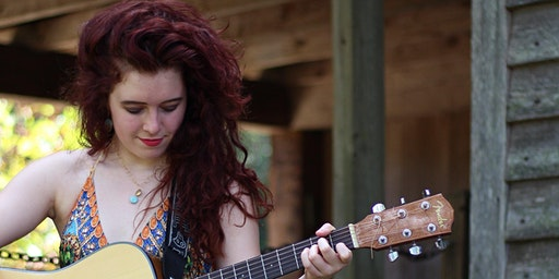 Wine on the Terrace with musician Frances Eliza