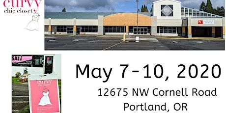 Curvy Chic Closet Spring 2020 Event tickets