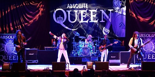 6th Annual Beer & Burger Throw Down - Queen Tribute