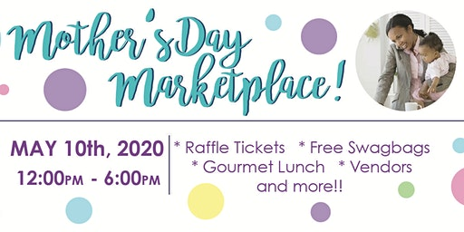 Mother's Day Marketplace!