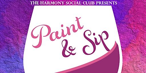 Paint & Sip!