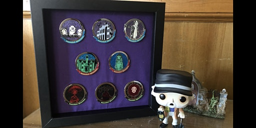 Pin Display Shadow Box Craft Day
